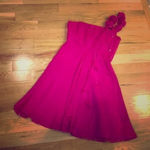 Very pretty pink dress